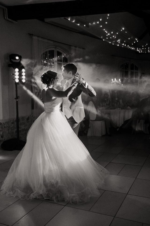 première danse mariage romantique
