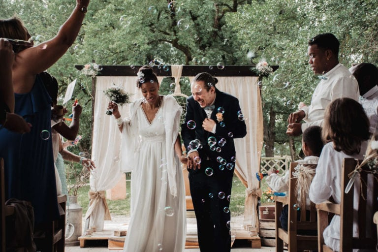 Mariage champêtre Tarn