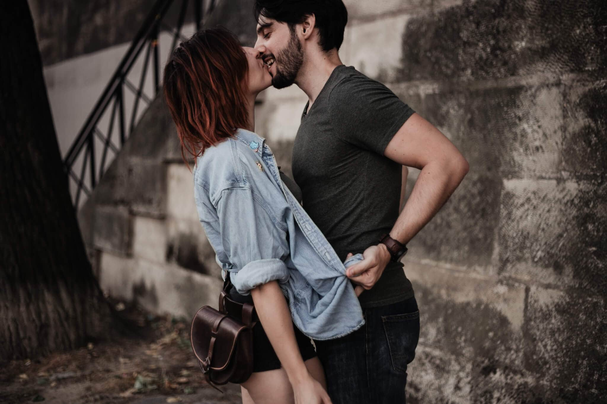couple sexy Paris