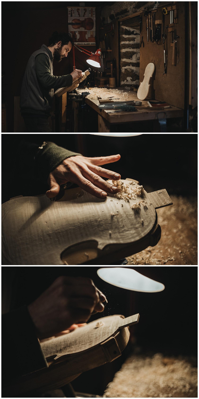 atelier artisan luthier ardèche