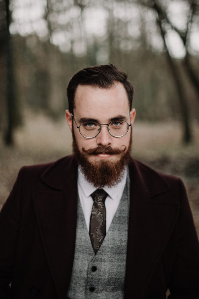 portrait homme dandy annecy