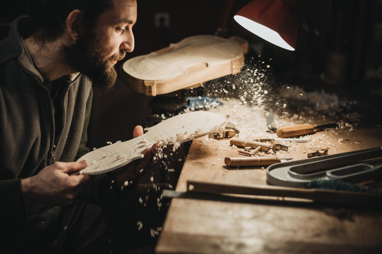 atelier artisan luthier