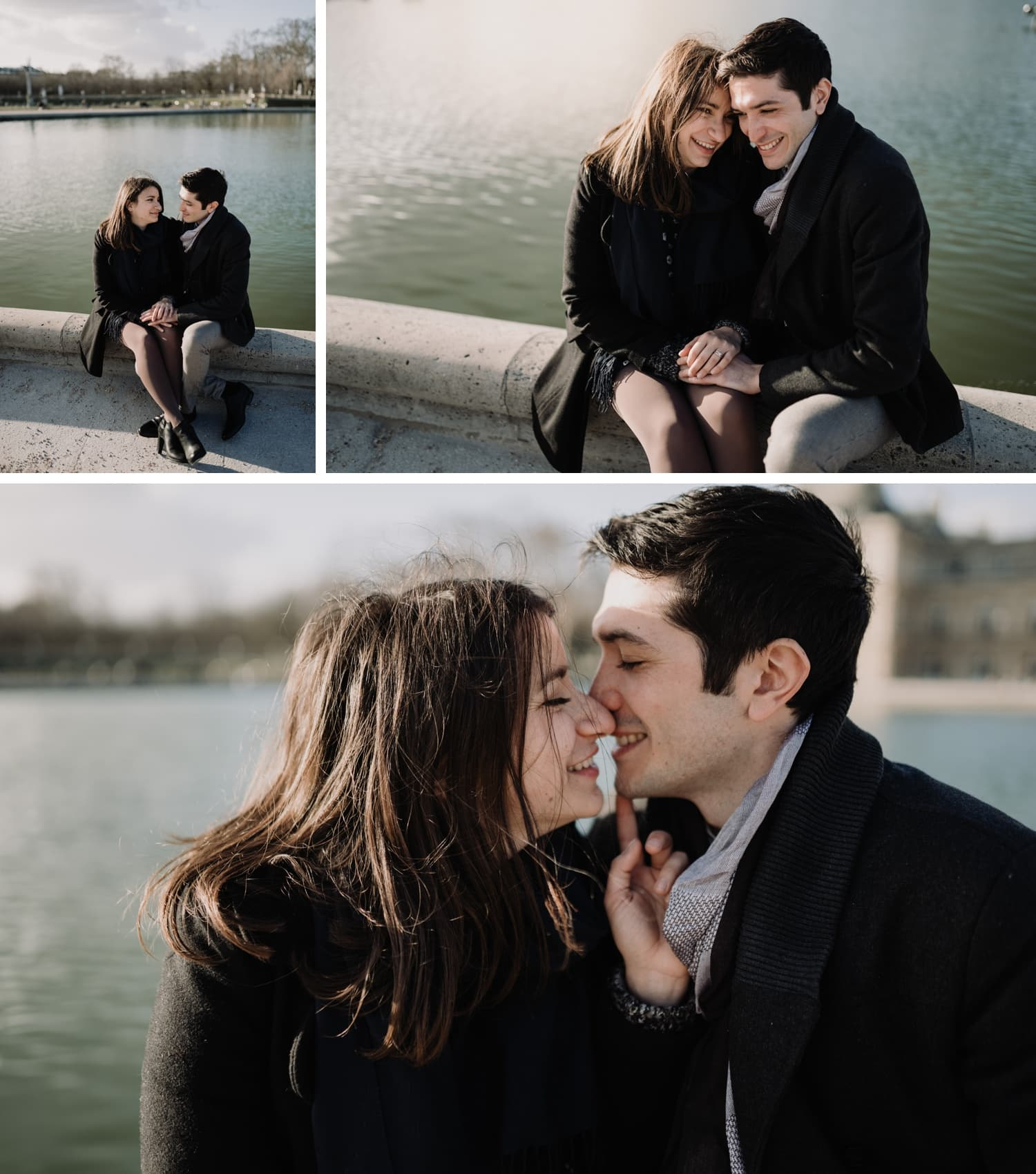 photographe de couple Paris