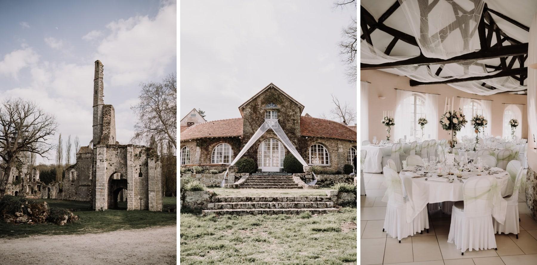 château du vivier cérémonie mariage