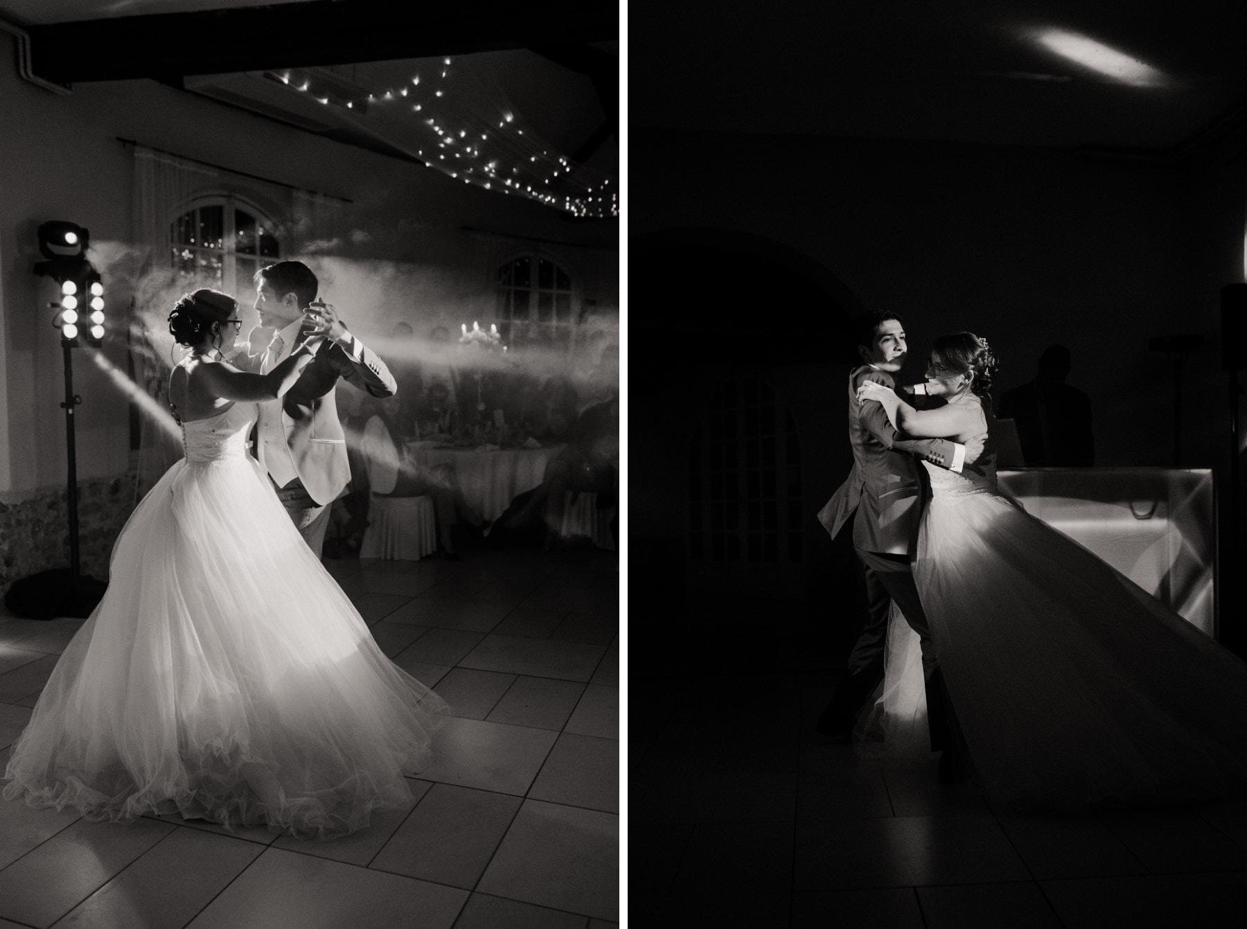première danse mariés paris