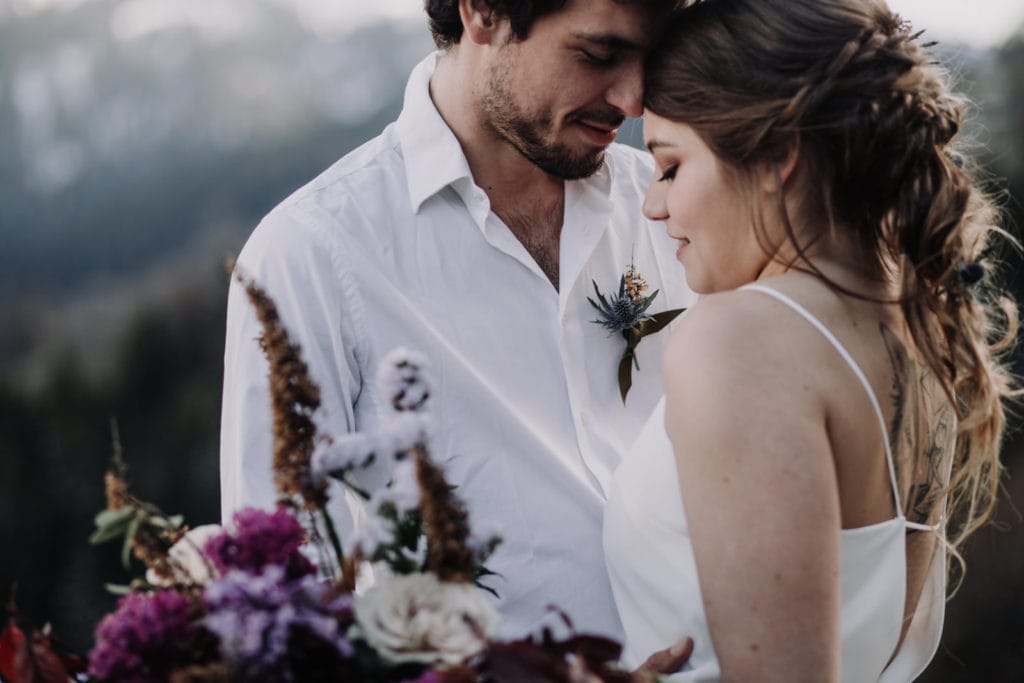 photographe de mariage boheme annecy