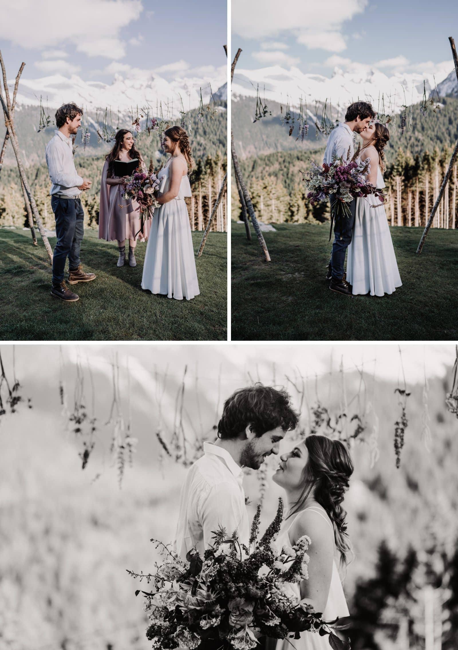 juste mariés