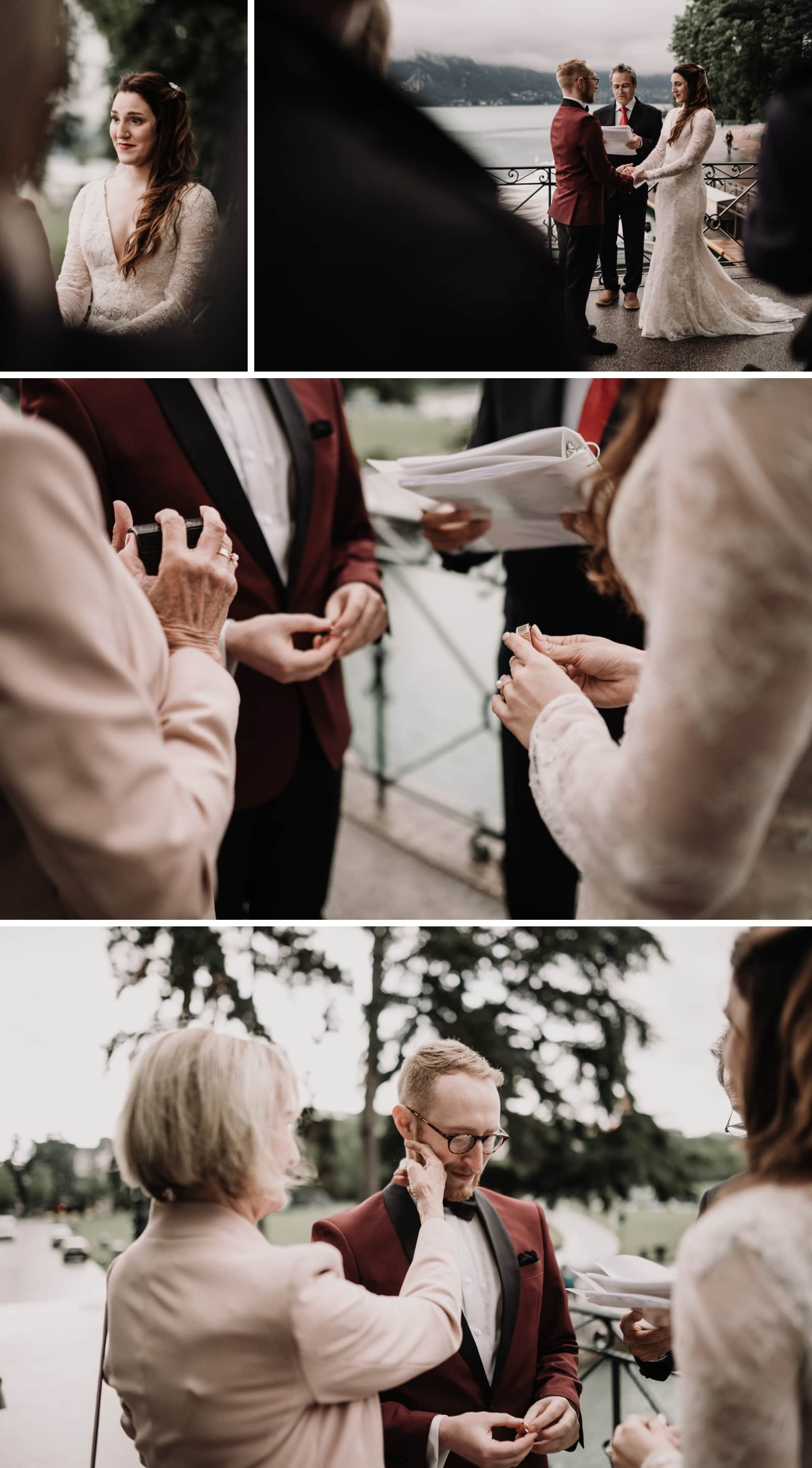 échange des vœux