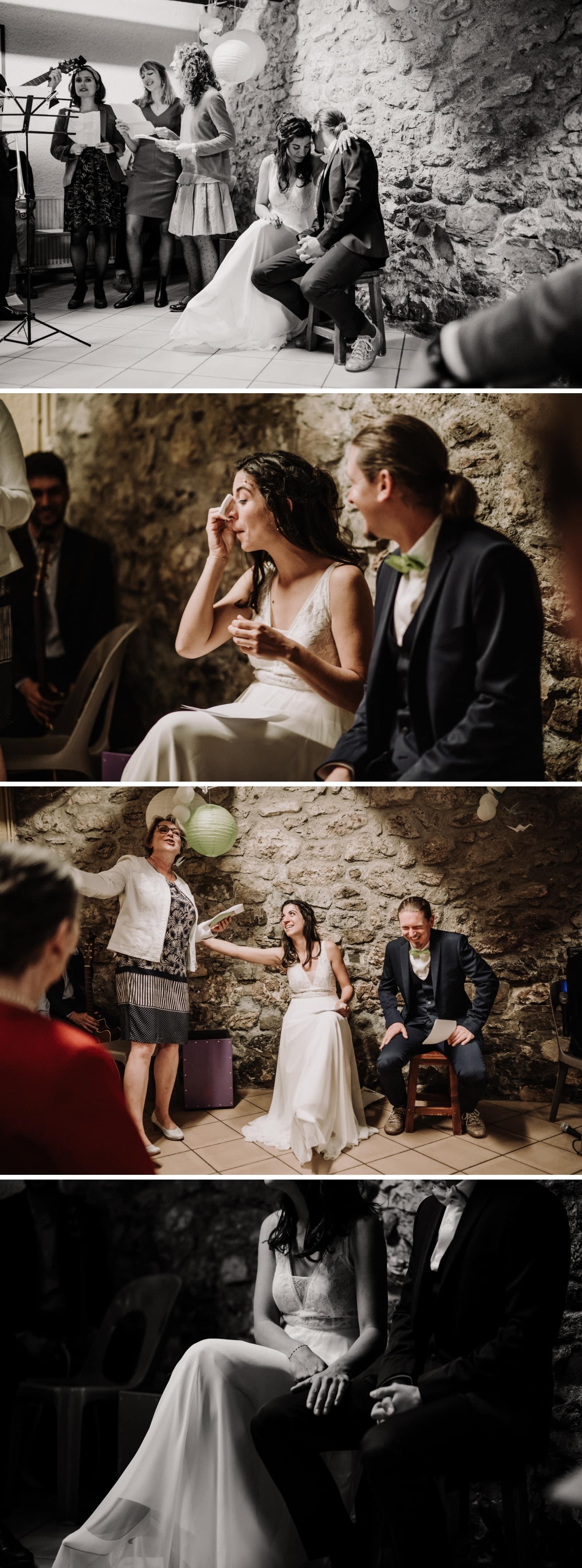 cérémonie de mariage en Savoie