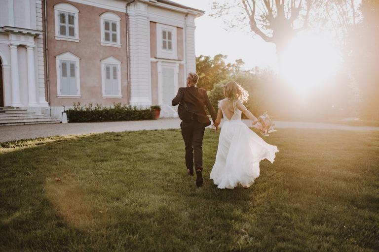 Mariage chic dans la Drôme