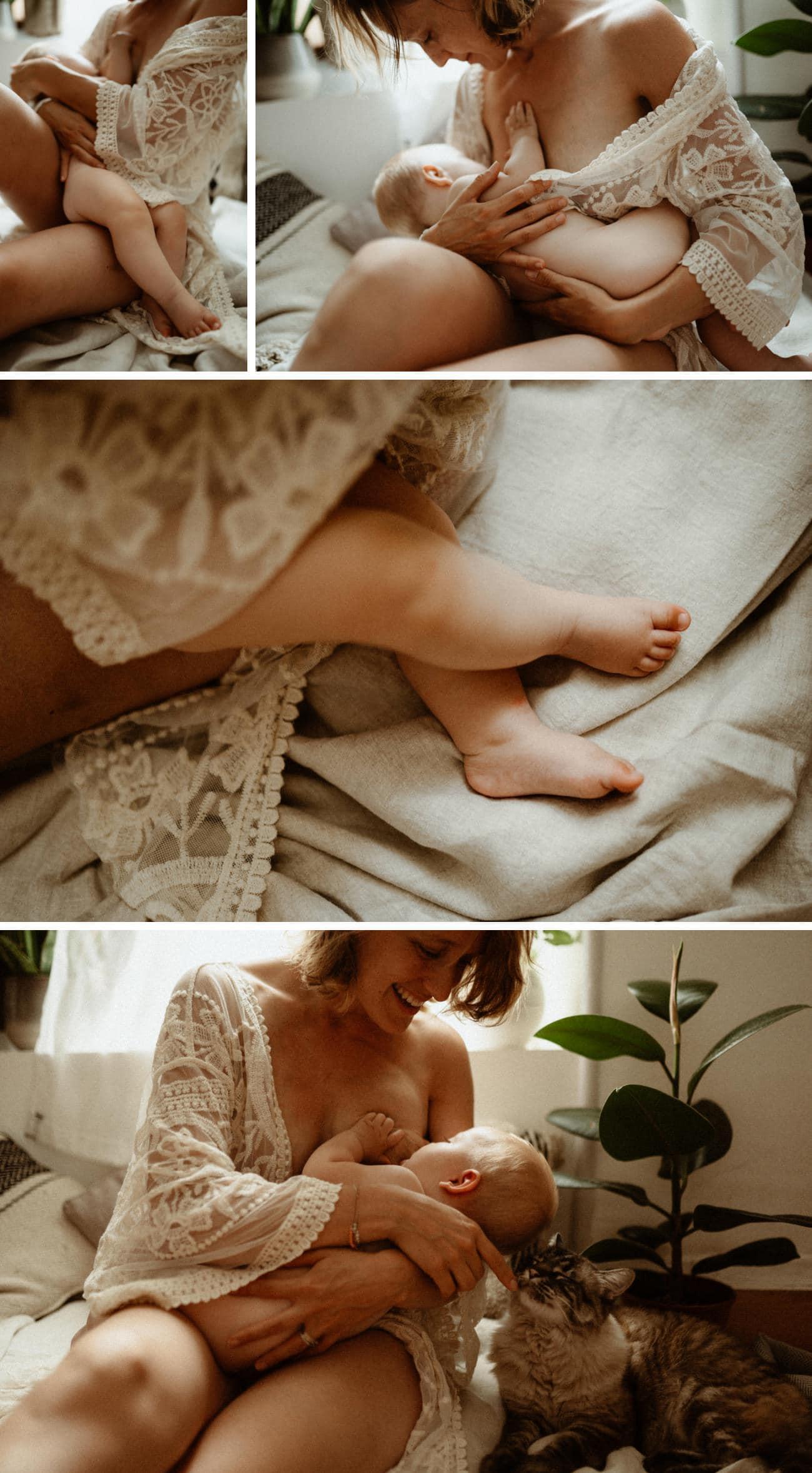 photo d'allaitement