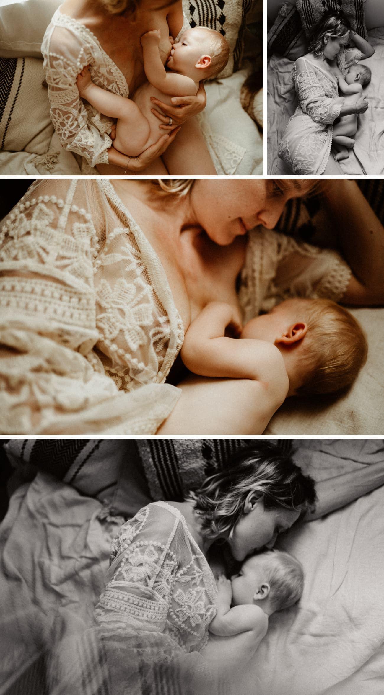 allaitement maternel photo