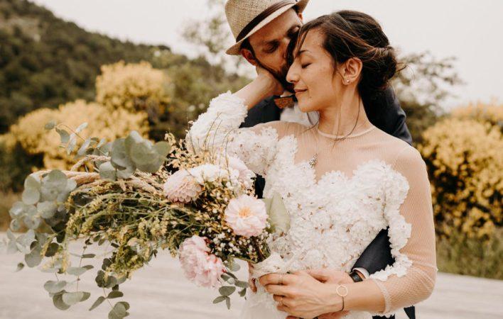 mariage intimiste en drome provençale